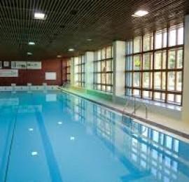 Plavecký bazén Svitavy