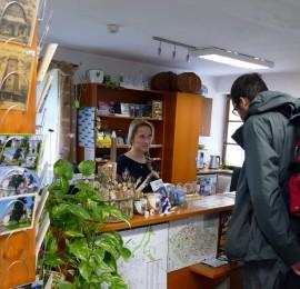 Podblanické infocentrum Vlašim