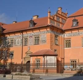 Zámek Prostějov
