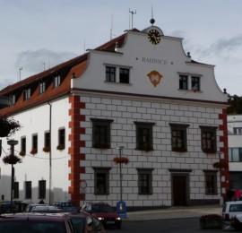 Radnice Velké Meziříčí