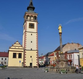 Radniční věž Dobruška