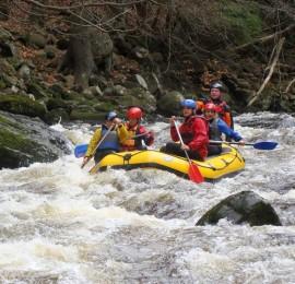 Rafting Jizera