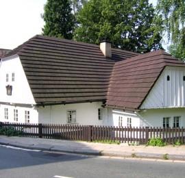 Rodný Domek Aloise Jiráska