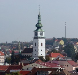Rozhledna Městská věž Třebíč