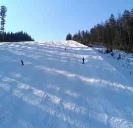 Ski areál Buková hora