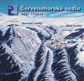 Ski Areál Červenohorské sedlo