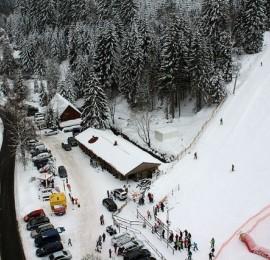 Ski areál Potůčky