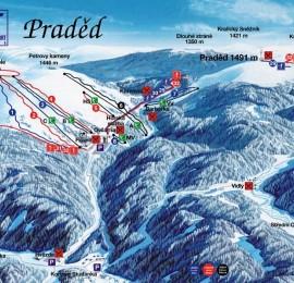Ski centrum Figura - Praděd