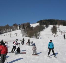 Skiareál Černý Důl