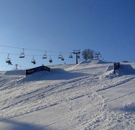 Skiareál Kněžický vrch Vrchlabí