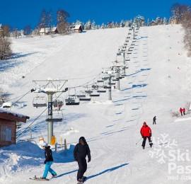 Skiareál Paseky nad Jizerou