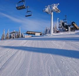 35. Skiareál Plešivec