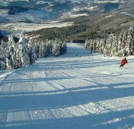 Skiareál Rokytnice