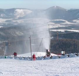 Skiareál Žacléř - Prkenný Důl