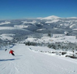 SKiMU Ski areál Malá Úpa