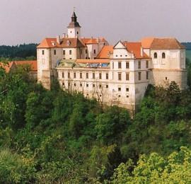 Starý zámek Jevišovice