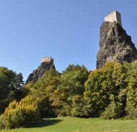 Státní hrad Trosky