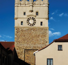 Turistické informační centrum Jihlava - Brána Matky Boží