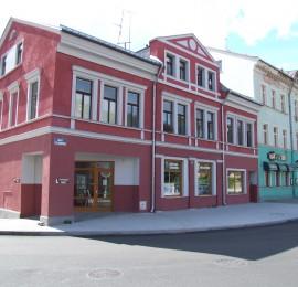 Turistické informační centrum města Smržovky