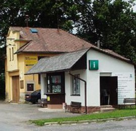 Turistické informační centrum Pastviny