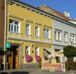 Turistické informační středisko Nová Bystřice