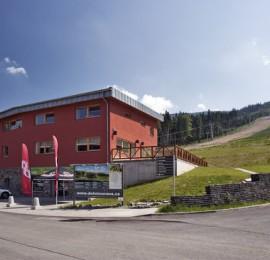 Turistické informační středisko Sněžník Dolní Morava