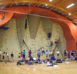 Umělá horolezecká stěna Jičín