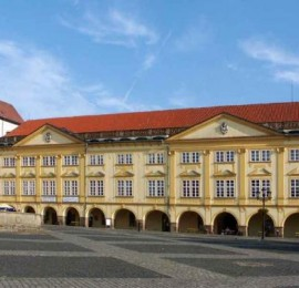 Valdštejnský zámek  Jičín