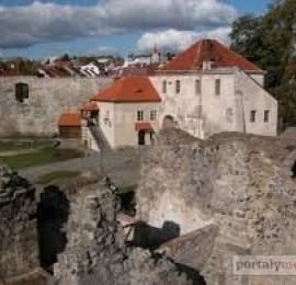 Vodní hrad Lipý