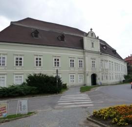 Zámek Moravské Budějovice