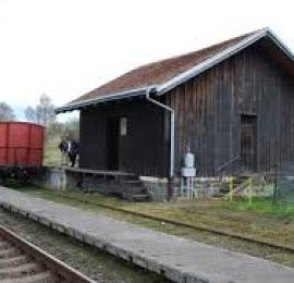 Železniční muzeum Bezdružice