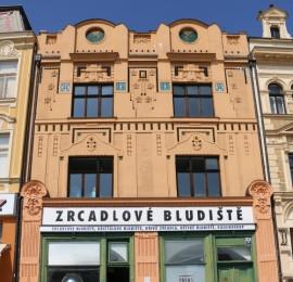 Zrcadlové bludiště Kroměříž